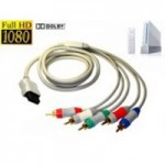 KABEL COMPONENT FULL HD DO NINTENDO Wii