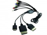 KABEL COMPONENT DO NINTEDNO Wii / PS3 / XBOX 360