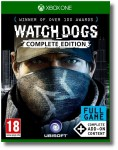 WATCH DOGS Complete Edition PL XBOX ONE