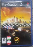 NFS NEED FOR SPEED UNDERCOVER PL PS2