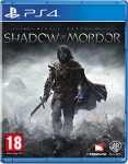 SHADOW OF MORDOR PL PS4